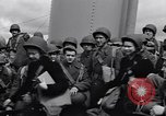 Image of American 5th Division infantry Gourock Scotland, 1943, second 30 stock footage video 65675030885