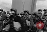 Image of American 5th Division infantry Gourock Scotland, 1943, second 31 stock footage video 65675030885