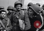 Image of American 5th Division infantry Gourock Scotland, 1943, second 35 stock footage video 65675030885