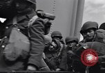 Image of American 5th Division infantry Gourock Scotland, 1943, second 40 stock footage video 65675030885