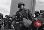 Image of American 5th Division infantry Gourock Scotland, 1943, second 41 stock footage video 65675030885
