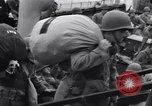 Image of American 5th Division infantry Gourock Scotland, 1943, second 48 stock footage video 65675030885