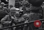 Image of American 5th Division infantry Gourock Scotland, 1943, second 50 stock footage video 65675030885