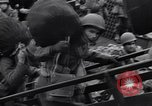 Image of American 5th Division infantry Gourock Scotland, 1943, second 53 stock footage video 65675030885