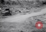 Image of Japanese airfield and planes at Lae destroyed by allied bombers New Guinea, 1943, second 47 stock footage video 65675030887
