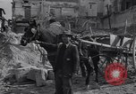 Image of Cleanup in Avellino Avellino Italy, 1943, second 3 stock footage video 65675030894