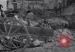 Image of Cleanup in Avellino Avellino Italy, 1943, second 12 stock footage video 65675030894