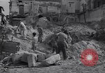 Image of Cleanup in Avellino Avellino Italy, 1943, second 14 stock footage video 65675030894
