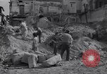 Image of Cleanup in Avellino Avellino Italy, 1943, second 16 stock footage video 65675030894