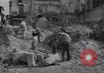 Image of Cleanup in Avellino Avellino Italy, 1943, second 17 stock footage video 65675030894