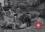 Image of Cleanup in Avellino Avellino Italy, 1943, second 18 stock footage video 65675030894