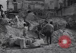 Image of Cleanup in Avellino Avellino Italy, 1943, second 19 stock footage video 65675030894