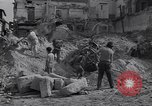 Image of Cleanup in Avellino Avellino Italy, 1943, second 21 stock footage video 65675030894