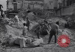 Image of Cleanup in Avellino Avellino Italy, 1943, second 22 stock footage video 65675030894