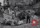 Image of Cleanup in Avellino Avellino Italy, 1943, second 24 stock footage video 65675030894