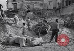 Image of Cleanup in Avellino Avellino Italy, 1943, second 25 stock footage video 65675030894