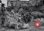 Image of Cleanup in Avellino Avellino Italy, 1943, second 28 stock footage video 65675030894