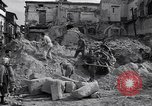 Image of Cleanup in Avellino Avellino Italy, 1943, second 29 stock footage video 65675030894