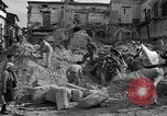 Image of Cleanup in Avellino Avellino Italy, 1943, second 31 stock footage video 65675030894