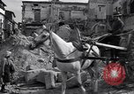 Image of Cleanup in Avellino Avellino Italy, 1943, second 33 stock footage video 65675030894