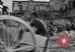 Image of Cleanup in Avellino Avellino Italy, 1943, second 37 stock footage video 65675030894