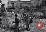 Image of Cleanup in Avellino Avellino Italy, 1943, second 40 stock footage video 65675030894