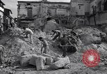 Image of Cleanup in Avellino Avellino Italy, 1943, second 44 stock footage video 65675030894