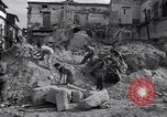 Image of Cleanup in Avellino Avellino Italy, 1943, second 45 stock footage video 65675030894
