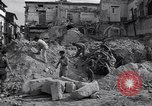 Image of Cleanup in Avellino Avellino Italy, 1943, second 46 stock footage video 65675030894