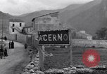 Image of Bombed town of Acerno Acerno Italy, 1943, second 6 stock footage video 65675030897