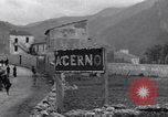 Image of Bombed town of Acerno Acerno Italy, 1943, second 9 stock footage video 65675030897