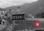 Image of Bombed town of Acerno Acerno Italy, 1943, second 13 stock footage video 65675030897
