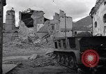 Image of Bombed town of Acerno Acerno Italy, 1943, second 16 stock footage video 65675030897