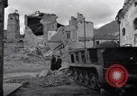 Image of Bombed town of Acerno Acerno Italy, 1943, second 25 stock footage video 65675030897
