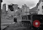 Image of Bombed town of Acerno Acerno Italy, 1943, second 26 stock footage video 65675030897