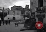 Image of Bombed town of Acerno Acerno Italy, 1943, second 37 stock footage video 65675030897