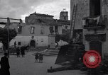 Image of Bombed town of Acerno Acerno Italy, 1943, second 42 stock footage video 65675030897