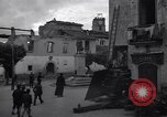 Image of Bombed town of Acerno Acerno Italy, 1943, second 49 stock footage video 65675030897