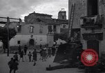 Image of Bombed town of Acerno Acerno Italy, 1943, second 54 stock footage video 65675030897