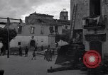 Image of Bombed town of Acerno Acerno Italy, 1943, second 57 stock footage video 65675030897