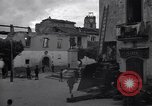 Image of Bombed town of Acerno Acerno Italy, 1943, second 59 stock footage video 65675030897