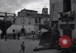 Image of Bombed town of Acerno Acerno Italy, 1943, second 60 stock footage video 65675030897