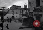 Image of Bombed town of Acerno Acerno Italy, 1943, second 62 stock footage video 65675030897