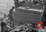 Image of Cruiser Savannah struck by German radio-guided bomb Agropoli Italy, 1943, second 26 stock footage video 65675030902