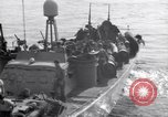 Image of Cruiser Savannah struck by German radio-guided bomb Agropoli Italy, 1943, second 27 stock footage video 65675030902