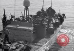 Image of Cruiser Savannah struck by German radio-guided bomb Agropoli Italy, 1943, second 29 stock footage video 65675030902