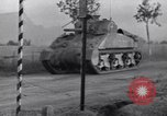 Image of M-4 and M-7 tanks Salerno Italy, 1943, second 9 stock footage video 65675030906