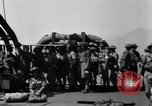 Image of British landing at Salerno Salerno Italy, 1943, second 16 stock footage video 65675030910