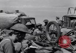 Image of British landing at Salerno Salerno Italy, 1943, second 18 stock footage video 65675030910