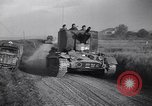 Image of British army vehicles Salerno Italy, 1943, second 38 stock footage video 65675030912